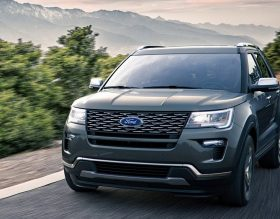 Ford Explorer 2.3L Limited