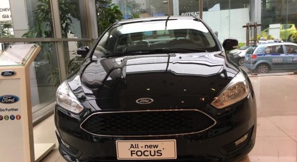Focus Trend 1.5L AT Ecoboost 4D