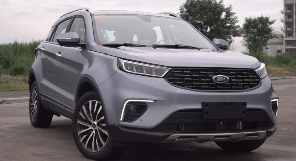Ford Territory Trend 2021