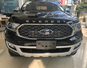Ford Everest 2.0 Titanium 4WD