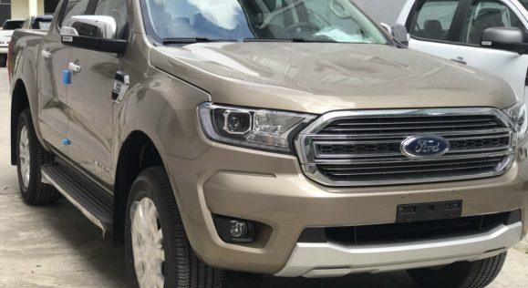 Ford Ranger XLT Limited 2021